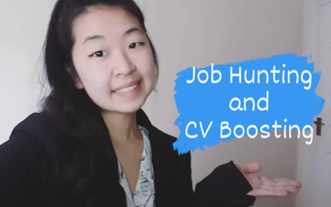 Job-hunting in Ireland